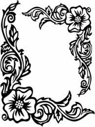 Rose Flower Design Pinteres U2026