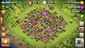 coc layout builder th8 best clash of clans th8 base designs with 4 mortars