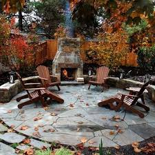 Backyard Patio Images by Best 25 Backyard Fireplace Ideas On Pinterest Outdoor