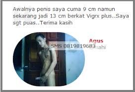 vigrx plus indonesia testimonial pria indonesia
