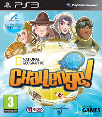 national geographic challenge review ps3 push square