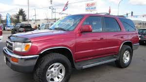 toyota auto sales 1998 toyota 4 runner sr5 4x4 sold youtube