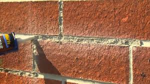 how to tuck point mortar joints with quikrete mortar repair youtube