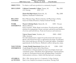 exle of registered resume resume nursing resumes objectives practitioner student