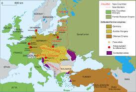 post ww1 map 40 maps that explain war i inside europe ww1 map europe