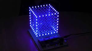 led cubes led cube 8x8x8