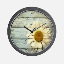 shabby chic clocks shabby chic wall clocks large modern