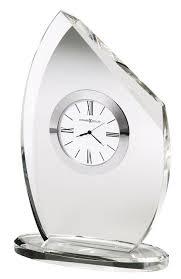 howard miller cascade 645 810 crystal desk clock