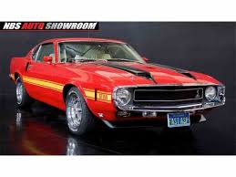 1970 shelby mustang 1970 shelby mustang for sale on classiccars com 2 available