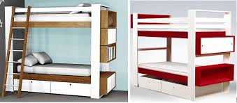 Oeuf Perch Bunk Bed Hopskoch Modern Bunks