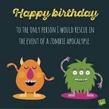 a funny birthday wishes collection to inspire the perfect greeting