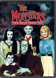 amazon com the munsters two movie fright fest franchise