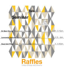 Desgin by Raffles College