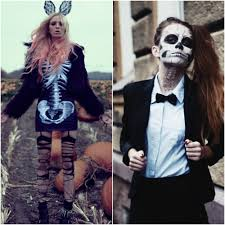 Halloween Skeleton Faces by Skeleton Ideas For Halloween Fancy Dress Costume 2014