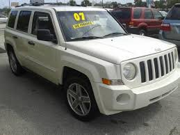 2007 jeep patriot gas mileage used 2007 jeep patriot credit nation auto sales