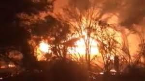 heartbreak in oregon wildfire scars beloved columbia gorge wreg
