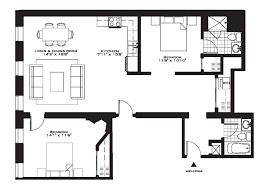 bedrooms house 1 second floor plan modern 2 bedroom apartment