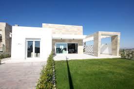 modern new build villa on la finca golf for sale spain costa blanca