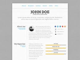 html resume template 50 professional html resume templates cv resume template template