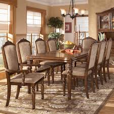 Canada Dining Room Furniture by Ashley Furniture 10 Pc Dining Room Set W China Cabinet