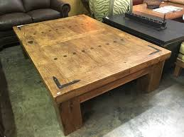 barn door side table pottery barn rustic door coffee table barn door ideas