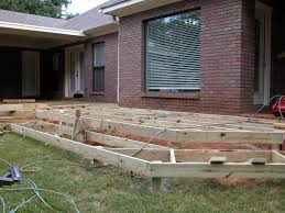 wrap around deck designs before pics of flat deck with wrap around steps1 rl fence decks