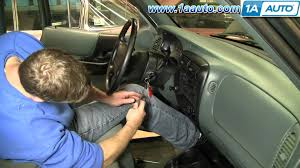1996 ford explorer starter how to install replace worn out sticking ignition key lock