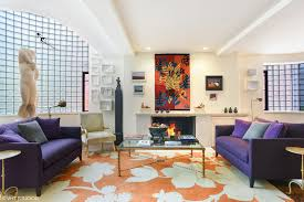 Modern 1930s Interior Design by Art Deco Home At Former Frank Fisher Studio House For Sale