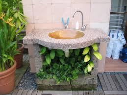 backyard gear outdoor sink outdoor garden sink station outdoor garden sink station a ridit co