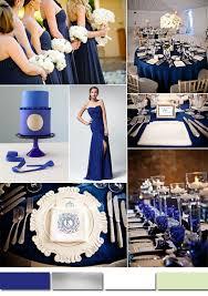 royal blue wedding blue and white wedding classic royal blue wedding color ideas and