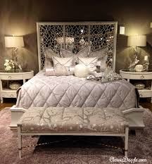 Carson S Bedroom Furniture by Marge Carson U0027s Bolero Collection Sophisticated Shimmer High Point