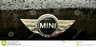 logo mini cooper mini cooper logo editorial photography image 17355792