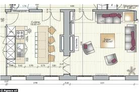 plan cuisine plan cuisine 12m2 amenagement chambre cool ordinary comment amenager
