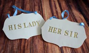and groom chair and groom chair signs 42 handmade wedding ideas