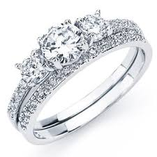 diamond rings zirconia images Engagement cubic zirconia rings for less overstock jpg