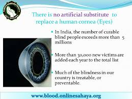 Blindness In The World Donate Eyes To Give Light Why Should We Donate Eyes