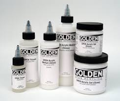 amazon com golden artist colors 4 oz phosphorescent green acrylic