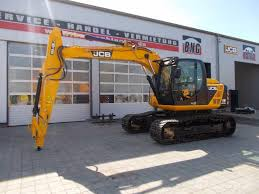 used jcb js 145 hd t4i crawler excavators year 2014 price
