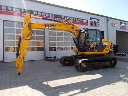 used jcb js 145 hd t4i crawler excavators year 2014 price