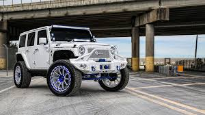 jeep white with black rims mc customs aces high jeeps