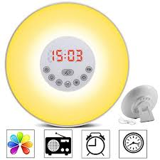 best light up alarm clock the 8 best wake up light therapy alarm clocks to buy in 2018 alarm