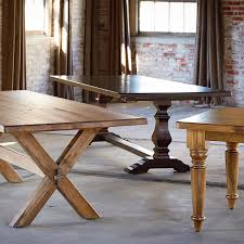 Farm House Table Whitewashed Farmhouse Table For Coffee
