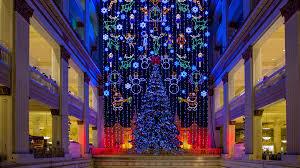 Christma Lights Macy S Light Show At Macy S Center City Visit Philadelphia