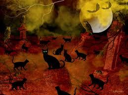 halloween cats wallpaper suggestions online images of halloween cat wallpaper