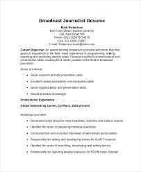 sle resume format for journalists codes resume for fresher journalist krida info