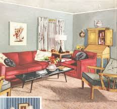 home design furnishings living room mid century decor 1950s house interior design furniture
