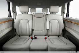 how many seater is audi q7 what i wish the r class came with mbworld org forums