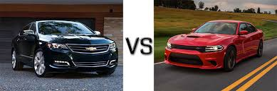 chevy camaro vs dodge charger 2016 impala vs dodge charger in thomasville al