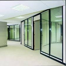 cloison pour bureau cloison mobile pour aménagement d un espace bureau guichet