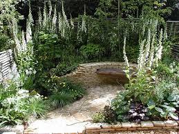 Small Urban Garden - urban garden designs ideas small gardens sixprit decorps